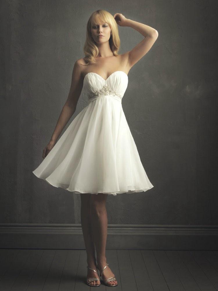 Informal Wedding Dresses White Rose Under 100 Dollar Model pictures hd