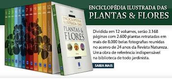 Enciclopédia Ilustrada Plantas & Flores