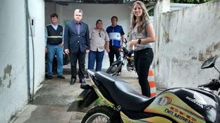 Diretor-presidente do Detran/AL inspeciona CFCs em Delmiro Gouveia