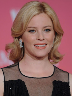 Elizabeth Banks Diamond Chandelier Earrings