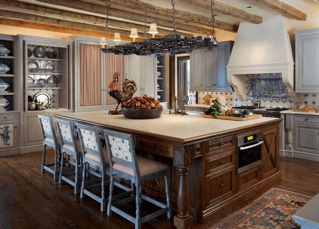 Кухня в стиле прованс 6 особенностей Sweet Home
