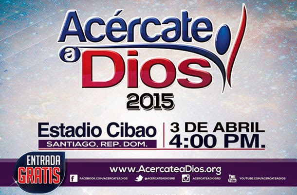 Acercate a Dios