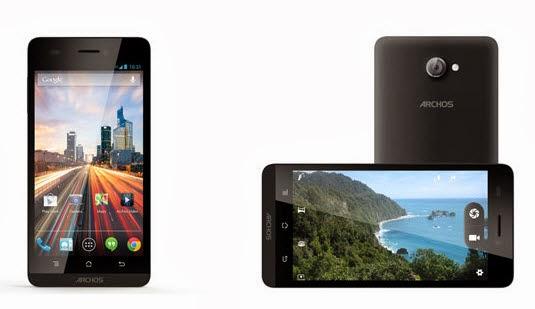 Archos, 45 Helium, 50 Helium, Archos 4G smartphones, mobile,