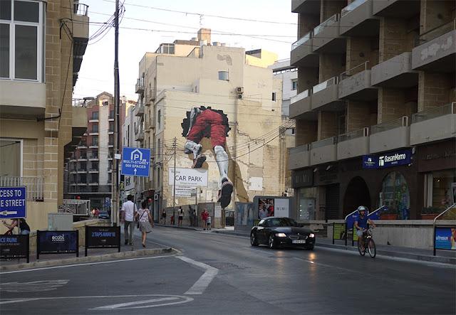Mad Street Art & Graffiti  - Cover