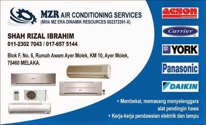 MZR Air Conditioning Services