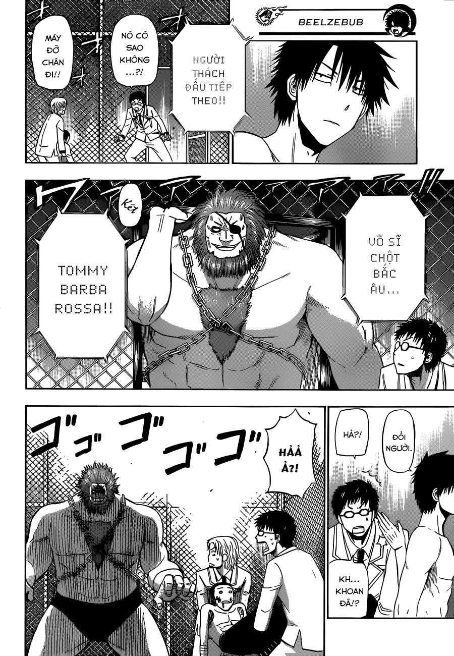 Vua Quỷ - Beelzebub tap 163 - 7
