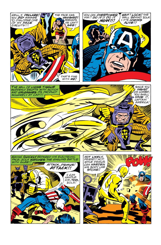 Captain America (1968) Issue #209 #123 - English 14