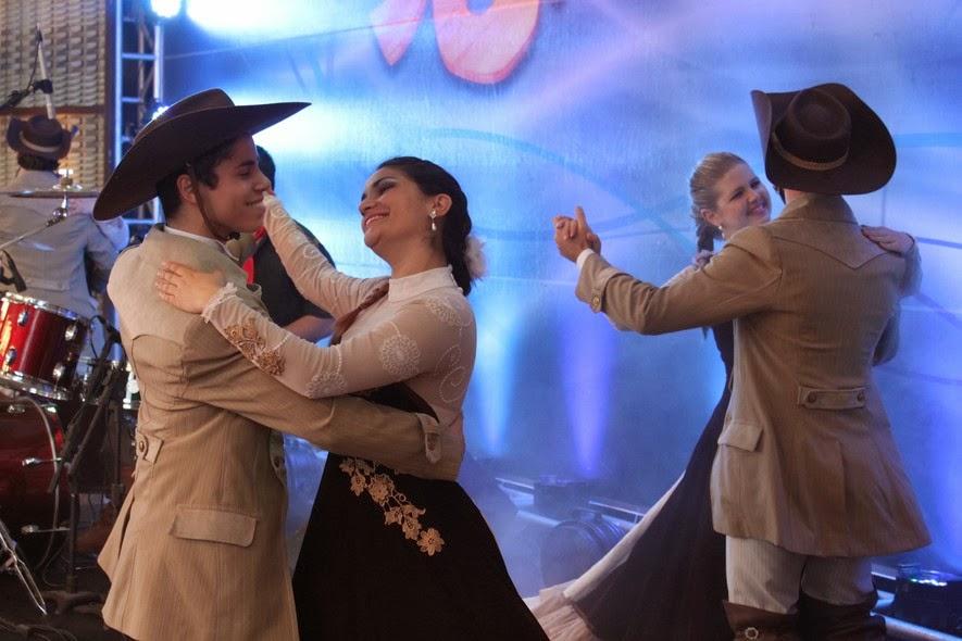 E a dança .....