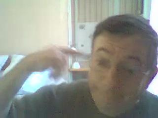Papa sur Skype