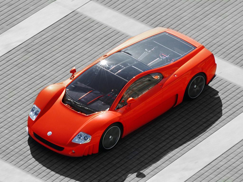 Sports Car 2001 Volkswagen Super Car Image