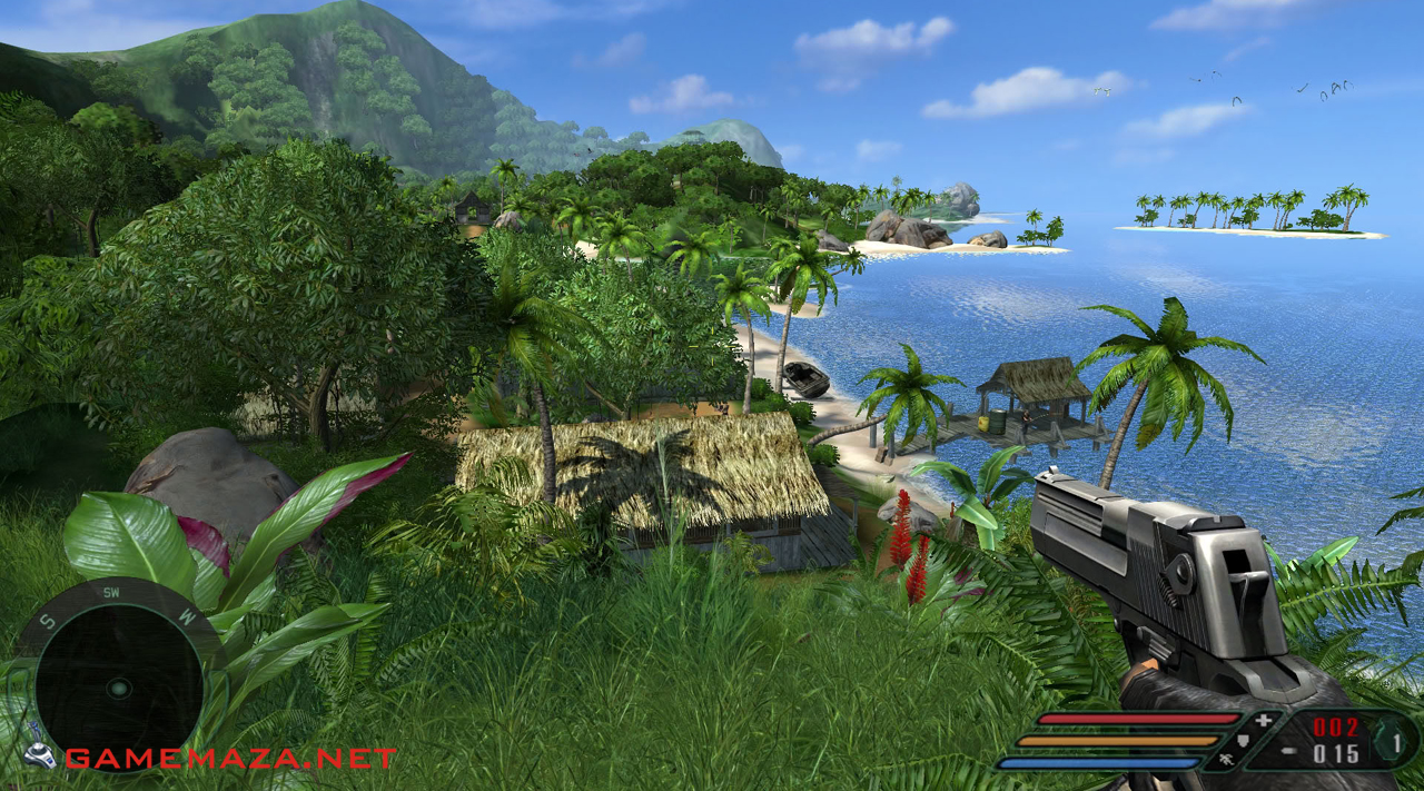 Far Cry 1 Free Download Game Maza