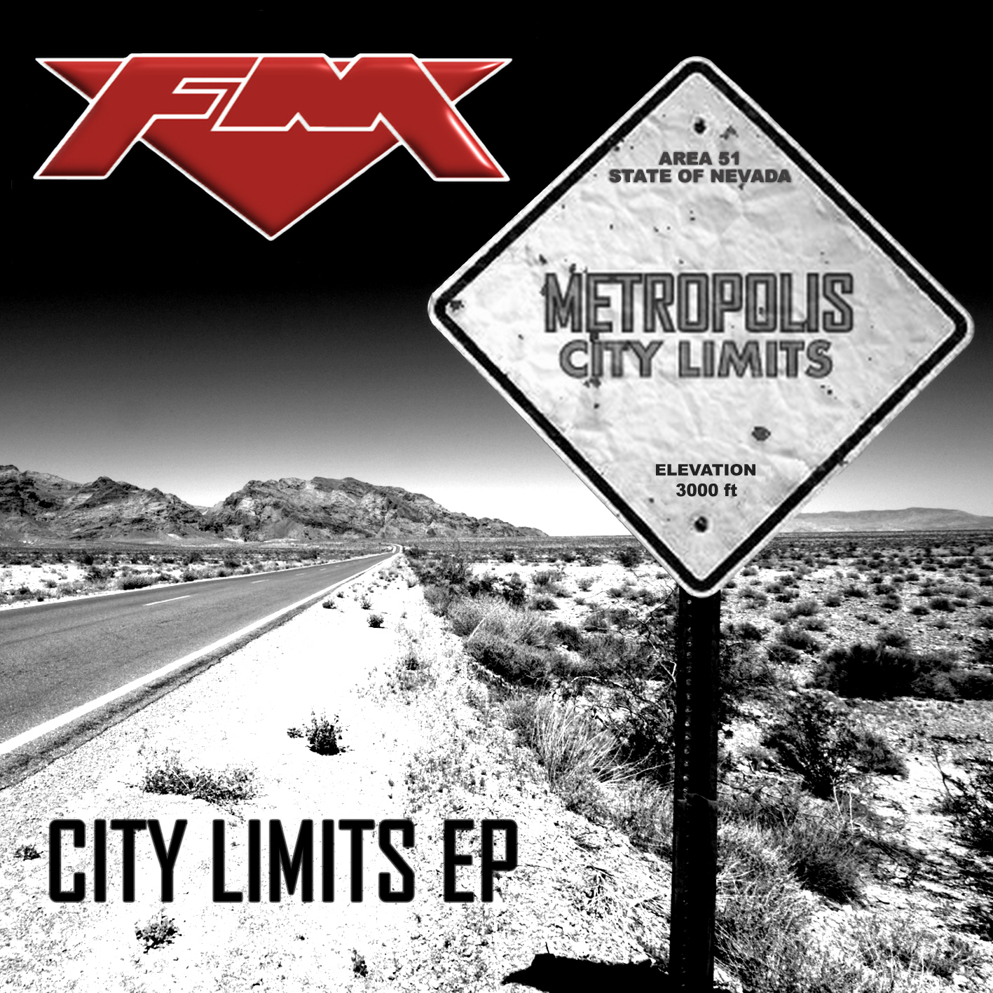 FM - City Limits EP - front
