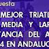 ENCUESTA ¿Cuál ha sido el mejor triatlón de media o larga distancia de 2014 en Andalucía?