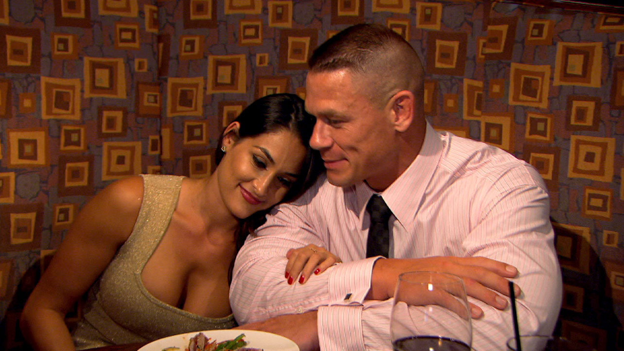 John Cena And Nikki Bella Dating 2013 Bella twins, brie bella