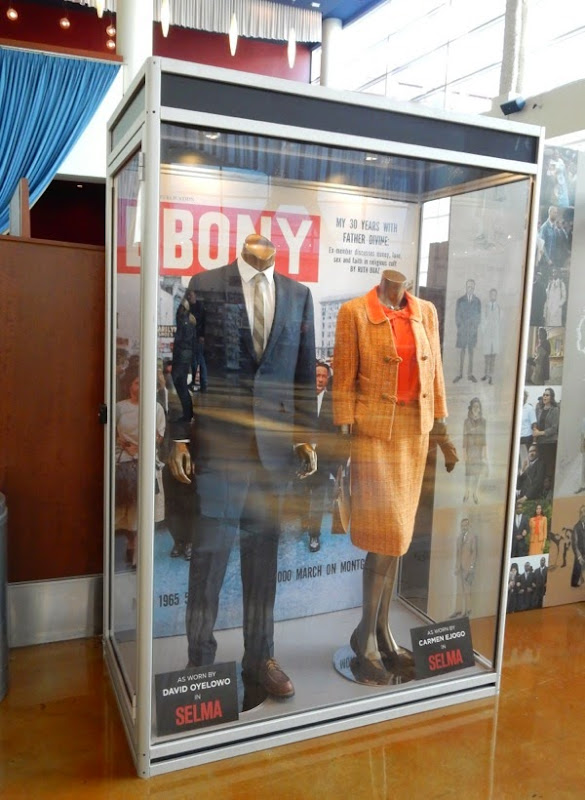 David Oyelowo Carmen Ejogo Selma film costumes
