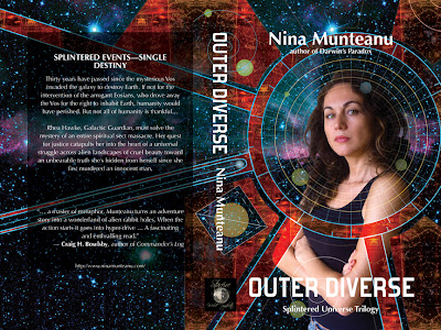 FullCoverWTitlesBlurbLowRes Inner Diverse, Book 2 of Splintered Universe Trilogy NOW in Bookstores!
