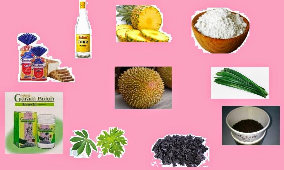 Bagaimana nak hilang bau durian