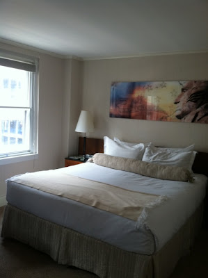 Hotel George, Washington D.C. Room