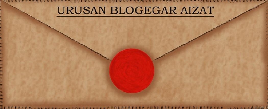 Ini Urusan Blogegar Aizat Jom Kenal Lebih Dalam Tentang