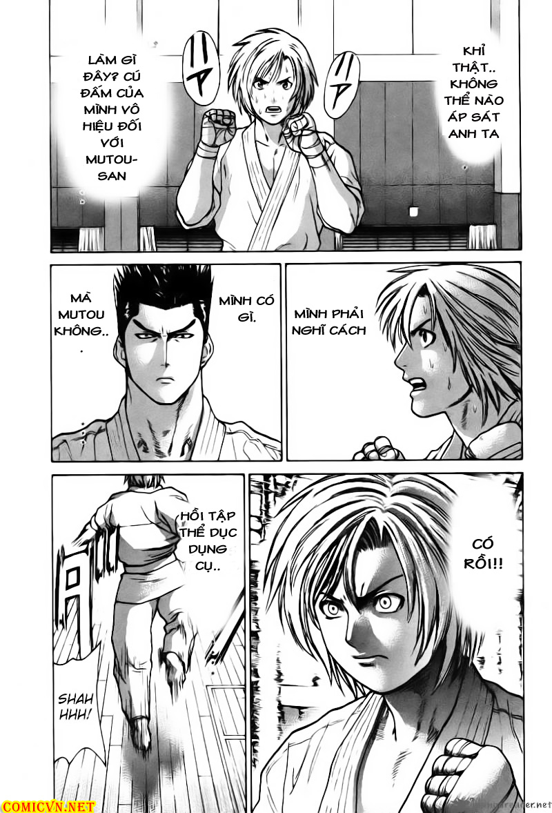 Karate Shoukoushi Kohinata Minoru chap 20 Trang 15