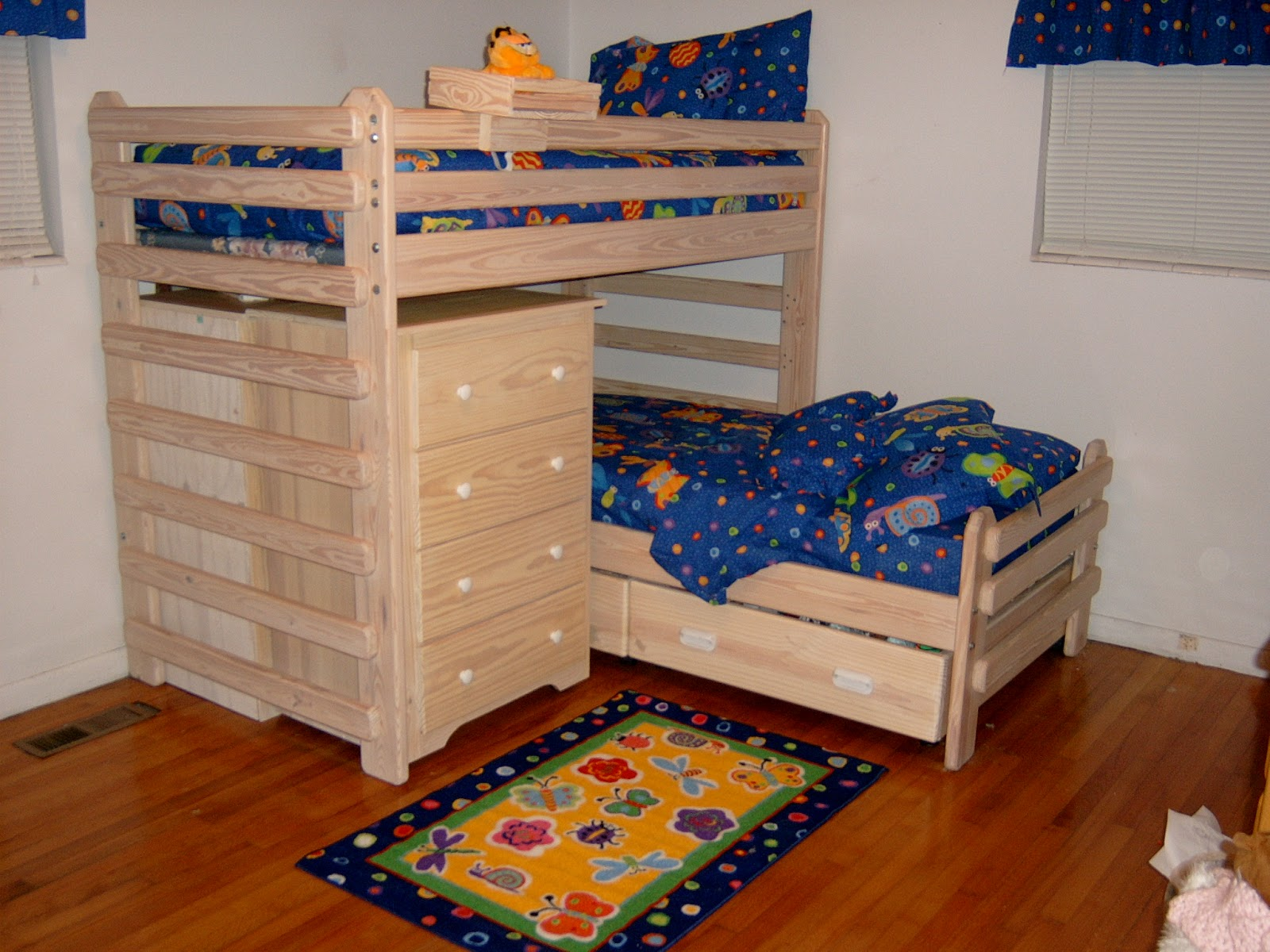 Bunk beds unlimited for Beds unlimited