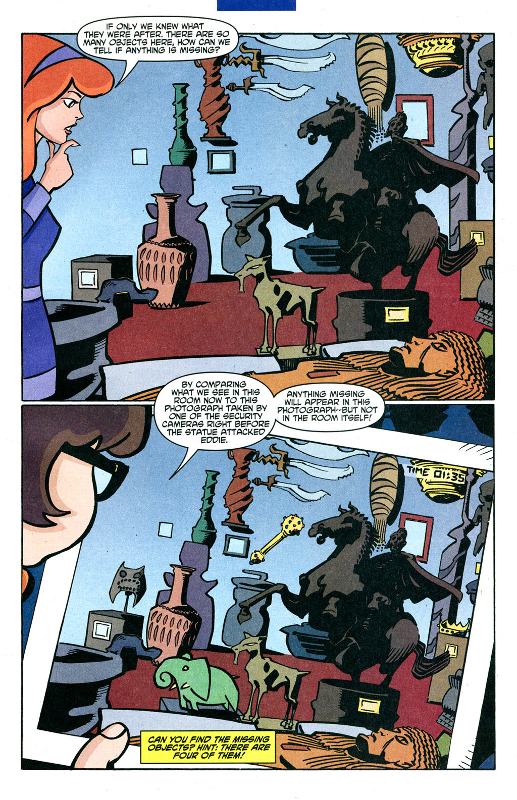 Read online Scooby-Doo (1997) comic -  Issue #92 - 17