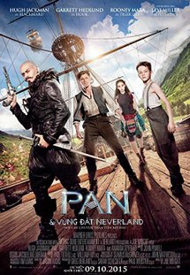 Pan Và Vùng Đất Neverland - Thuyết Minh