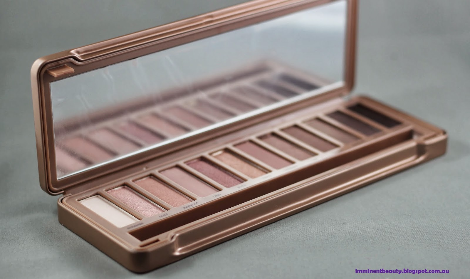 Urban Decay, Naked 3, Palette, Eyeshadows