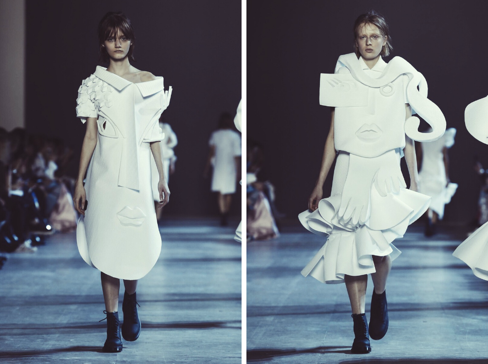 Ana Maddock- Viktor&Rolf Paris Haute Couture Fashion Week SS16
