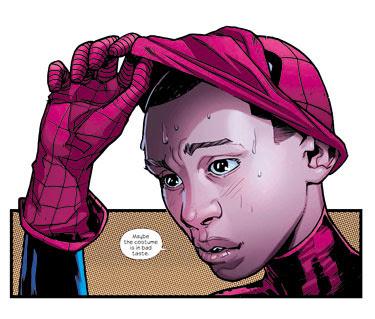 Spider-Man Baru Adalah Lelaki Berkulit Hitam