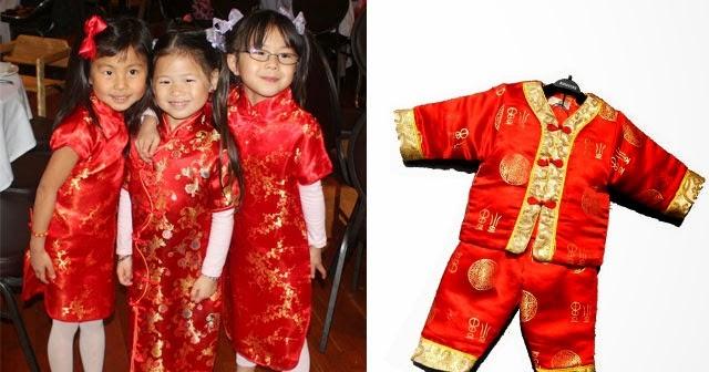 Gambar terlaris model baju anak cina cheongsam lucu unik ...