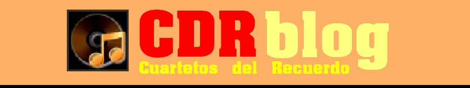 CdRblog - Cuarteto del Recuerdo