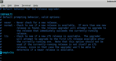 bvkmohan, bvkmohan.blogspot.in, ubuntu upgrade, ubuntu