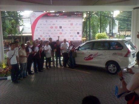 Komunitas Avanza Veloz Akan Touring Jakarta-Bali