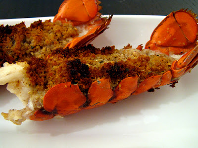 how to cook small lobster tails in the oven