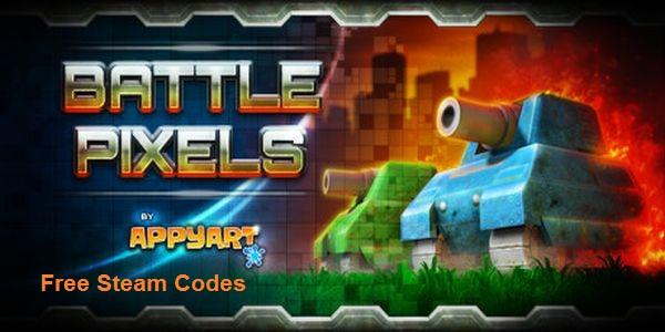 BATTLE PIXELS Key Generator Free CD Key Download