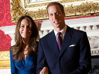 Prince William Honeymoon