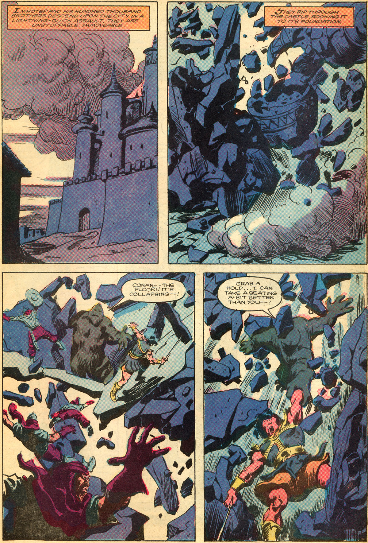 Conan the Barbarian (1970) Issue #179 #191 - English 22