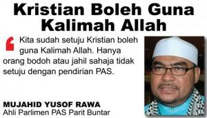 Dr Mujahid Tidak Releven Di Parit Buntar