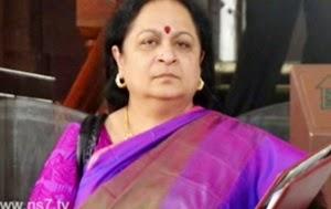 Socal media buzz about Jayanthi Natarajan quitting Congress