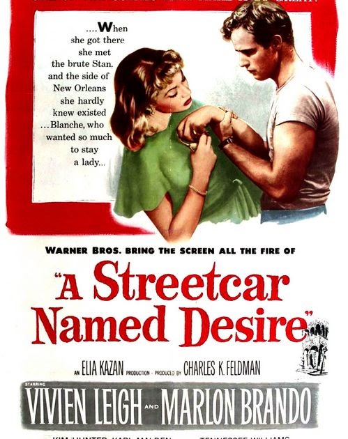 a classic film a streetcar named A streetcar named desire has 237298 ratings and 3352 reviews  the test of time today and became a classic film featuring marlon brando and jessica tandy.