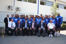 Enviados FIFA resaltan integración árbitros en curso