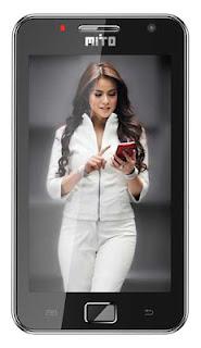 Spesifikasi Harga Mito 999, Ponsel Android Mirip Galaxy Note