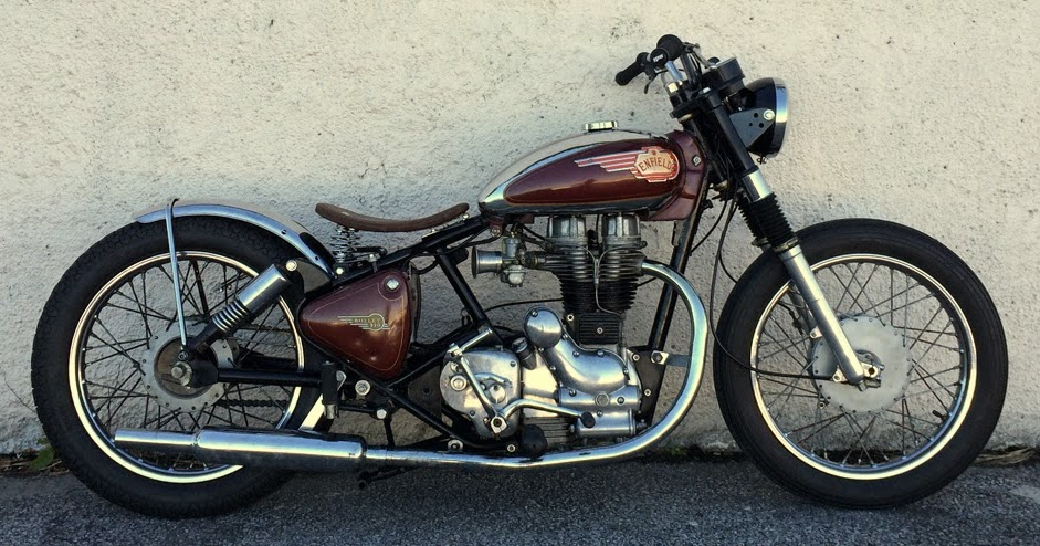 RoyalEnfields.com: Royal Enfield Superstar looks great ...