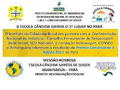 PRÊMIO CONSTRUINDO A NAÇÃO 2011