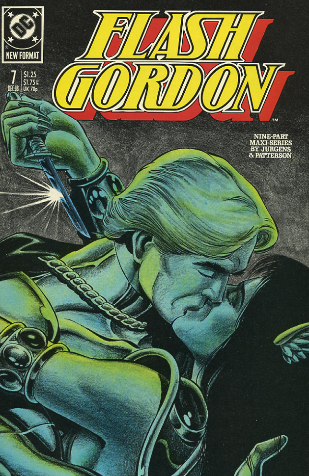 Flash Gordon (1988) 7 Page 1
