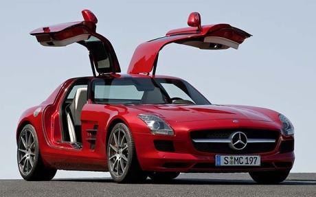 why don t we see more cars with gullwing doors