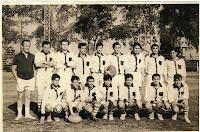Primer equipo de Santiago Lawn Tennis
