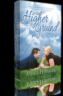 http://www.amazon.com/Higher-Ground-Paula-Hrbacek-ebook/dp/B00F2RSBQG/ref=sr_1_1?s=books&ie=UTF8&qid=1395777741&sr=1-1&keywords=paula+hrbacek