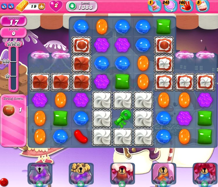 Candy Crush Saga 1388